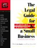 Download The legal guide for starting & running a small business