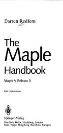 Download The Maple handbook