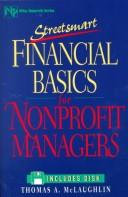 Download Streetsmart financial basics for nonprofit managers