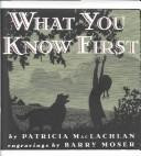 Download What you know first