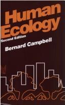 Download Human ecology