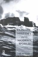 Climate, history, and the modern world