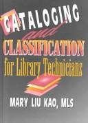 Download Cataloging and classification for library technicians