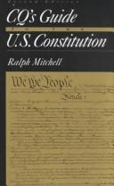 CQ's guide to the U.S. Constitution