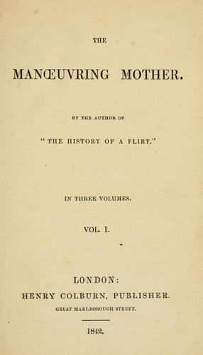 The manuvring mother
