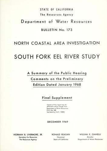 Download North coastal area investigation
