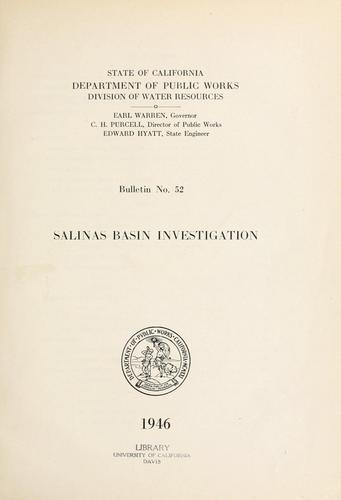 Download Salinas basin investigation.