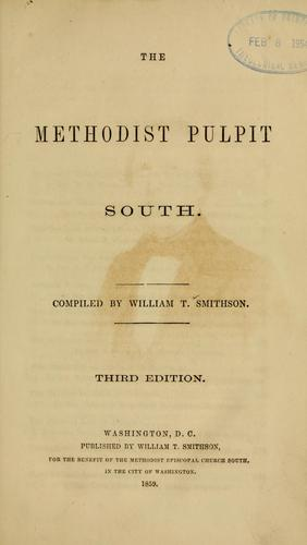 The Methodist pulpit South