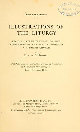 Download Illustrations of the liturgy