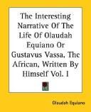The Life of Olaudah Equiano, Brooks, Joanna (Editor)