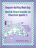 Download Computer Quilting Made Easy