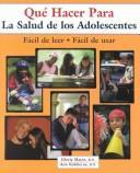 Download Qué hacer para la salud de los adolescentes