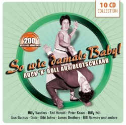 Bill Ramsey - Jeden Tag 'ne and're Party