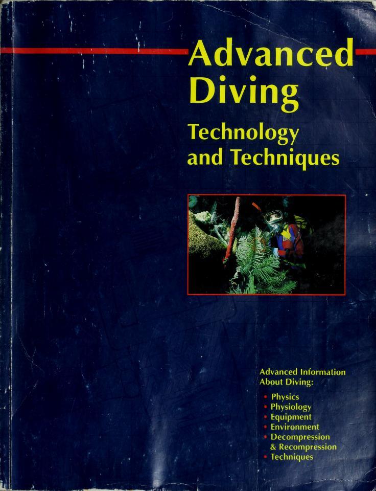 Advanced Diving  by Dennis Graver