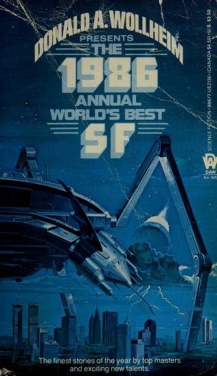 Cover of: Annual World's Best Science Fiction, 1986 (World's Best SF) by Donald A. Wollheim