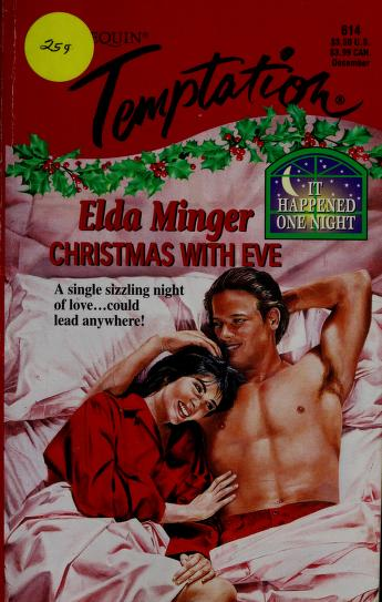 Cover of: Christmas With Eve (It Happened One Night...) | Minger