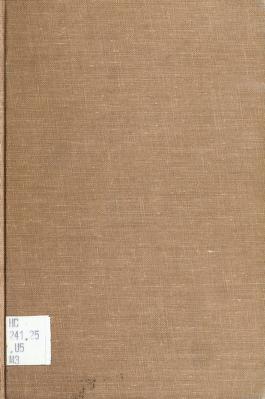 Cover of: The Common Market | Jesse William Markham