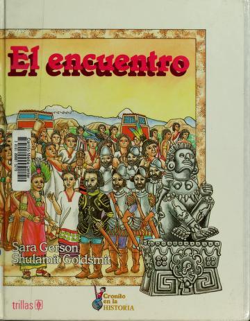 Cover of: El encuentro   Sara Gerson de Goldsmit