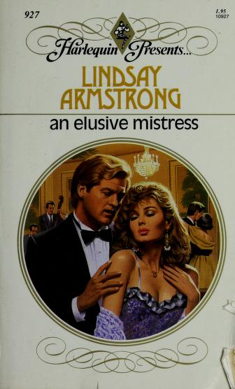 Cover of: An Elusive Mistress | Lindsay Armstrong