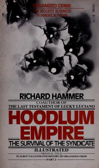 Cover of: Hoodlum empire | Richard Hammer