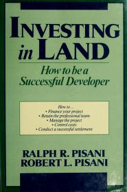 Cover of: Investing in land | Ralph R. Pisani