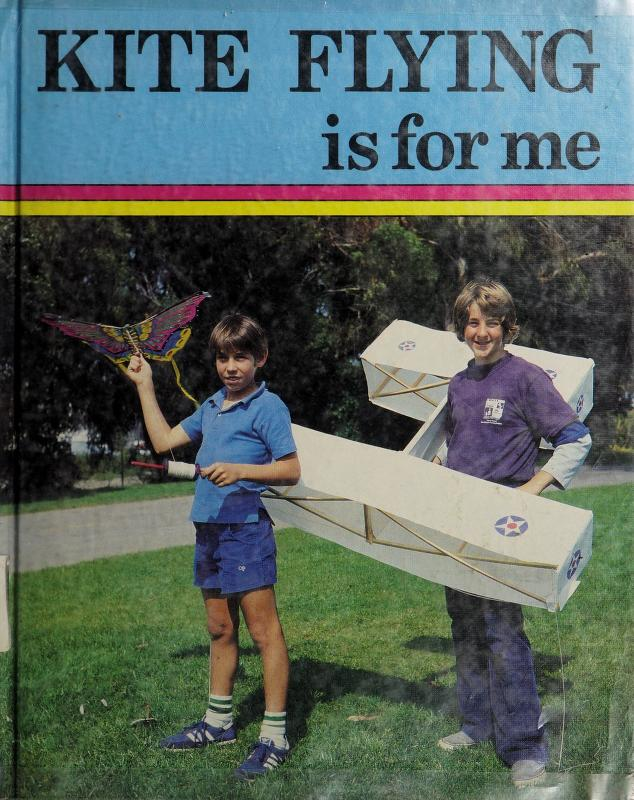 Kite flying is for me by Tom Moran