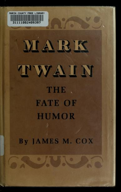 Mark Twain by Cox, James M.