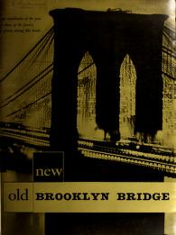 Modernized Brooklyn Bridge by Ernest Neufeld