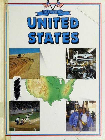Passport to United States by Keith Lye