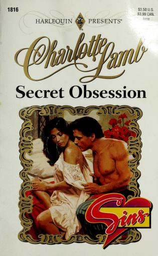 Cover of: Secret Obsession (Top Author/Sins) | Charlotte Lamb