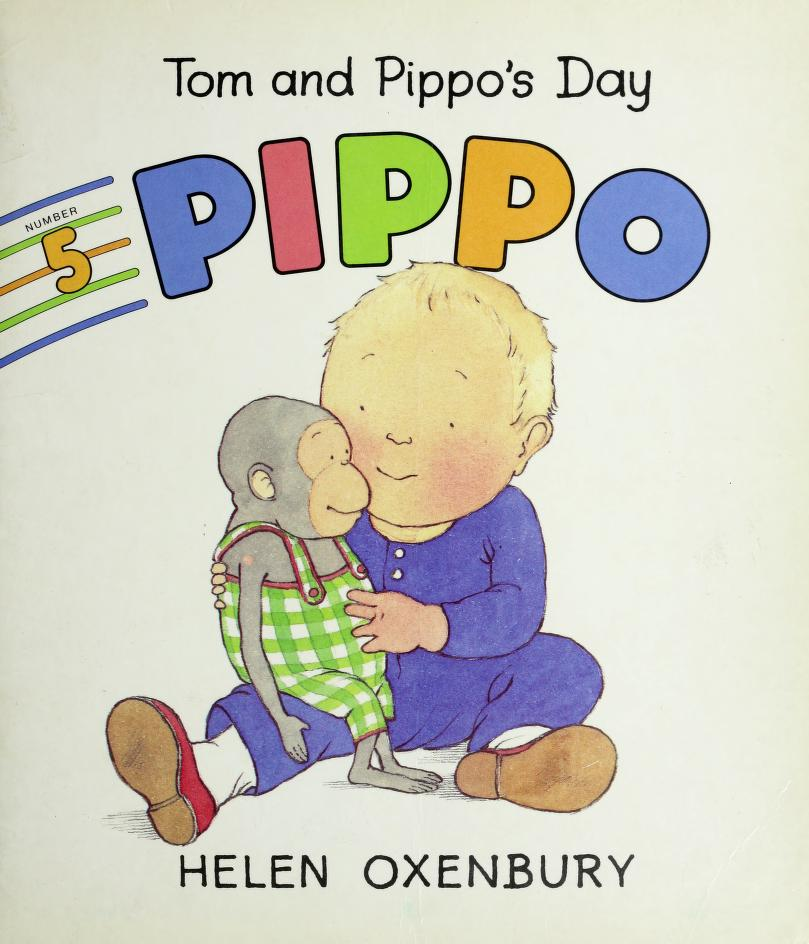 Tom and Pippo's Day #5 by Helen Oxenbury