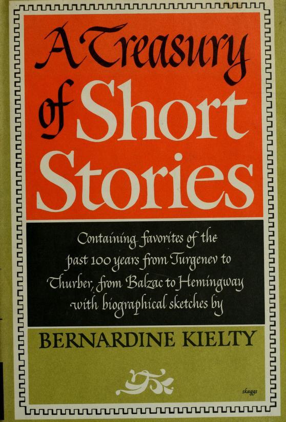 A treasury of short stories by Bernardine Kielty