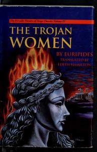 Cover of: The Trojan women | Euripides