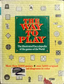 Cover of: The way to play | Diagram Group., Diagram Group