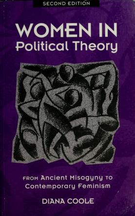 Women in Political Theory by Diana H. Coole