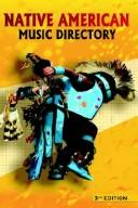 Native American Music Directory by Gregory J. Gombert